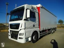 MAN függönyponyvaroló teherautó TGX 26.440