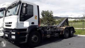 Iveco billenőplató teherautó Stralis