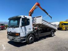 Lastbil Mercedes Atego 1218 ske brugt