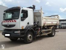 Renault two-way side tipper truck Kerax 380.19