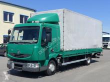 Camion centinato alla francese Renault Midlum Midium 220.08*Euro 5*Schalter*LBW*Klima*