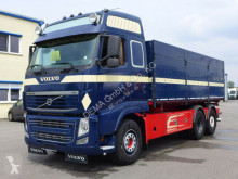 Camião Volvo FH FH 550*Euro 5*Lift*Kühlbox*Rollplane* basculante cerealífera usado