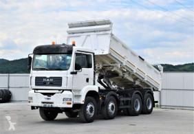 Caminhões MAN Tga 35.390 Kipper 8x4* Topzustand! basculante usado