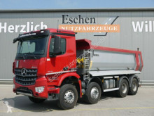 Camion benne Mercedes Arocs Arocs 3243 8x4 Carnehl Hardox Mulde, Blatt/Blatt