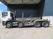Camión Gancho portacontenedor DAF 85.460 8x4