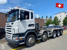 卡车 双缸升举式自卸车 斯堪尼亚 R r480 cb 10x4/6