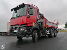 Camion tri-benne Renault Gamme C 430 DXI
