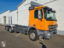 Camion Mercedes Actros 2551 L 6x2 2551L/6x2, Lenk-Liftachse V 8 telaio usato