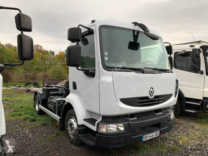 View images Renault Midlum 220.10 truck