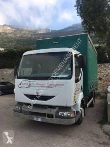 Lastbil glidende gardiner Renault Midlum 150
