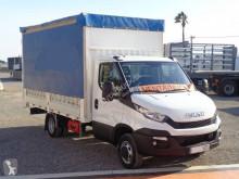 Iveco ponyvával felszerelt plató teherautó Daily 35C15