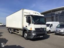 Camión furgón Mercedes Antos 2536 LS