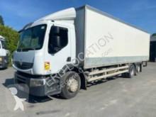 Renault plywood box truck Premium