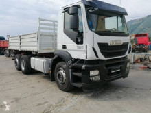 Camion ribaltabile trilaterale Iveco Stralis AD 260 S 31
