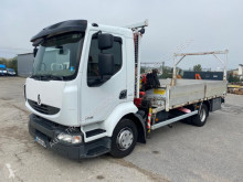 Camion plateau standard Renault Midlum 220 DXI