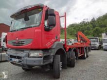 شاحنة منصة قياسي Renault Kerax 370 DXI