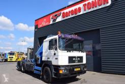 MAN 26.403 truck used hook lift