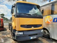 Camión Gancho portacontenedor Renault Premium 385.26