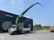Scania plató teherautó G 400