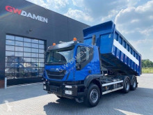 Camion Iveco 380T45 Tipper/Tractor unit benne occasion