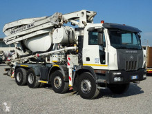 Camion Astra HD8 84.48 béton malaxeur + pompe occasion