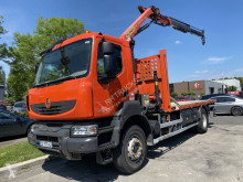 Renault flatbed truck Kerax 380