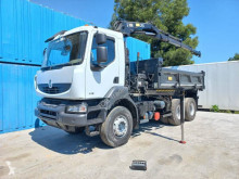 Camion Renault Kerax 410 benne occasion