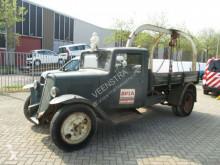 Caminhões pronto socorro Citroën U 23 R 1951