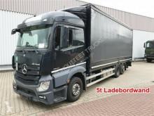 CamionMercedes Actros 2540 L 6x2 2540 L 6x2, Lenkachse, 5t Dhollandia LBW, Edscha-Verdeck, StreamSpace