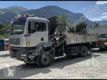 Camion benne MAN TGA18.480