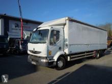 Camión lona corredera (tautliner) Renault Midlum 220.14 DXI