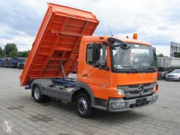 Mercedes Atego 818 K 2-Achs Kipper LKW gebrauchter Dreiseitenkipper