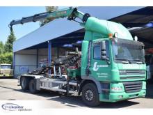 Camión portacontenedores DAF CF 85.380
