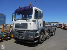 Camion MAN TGA 35.430 scarrabile usato