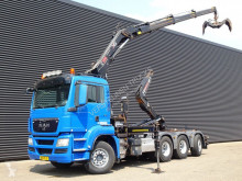Camión Gancho portacontenedor MAN TGS 35.400