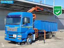 Camion MAN TGA 18.360 plateau occasion