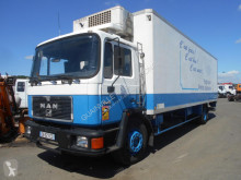 曼恩17.232卡车 冷藏运输车 单温度调节 二手