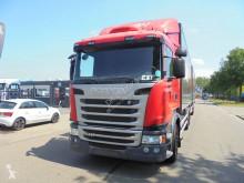 Camión Scania G 440 furgón usado