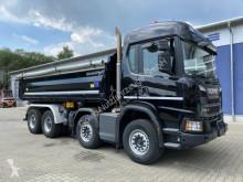 Camion Scania G G450 8x4 EURO6 DSK mit Bordmatik TOP! benne occasion