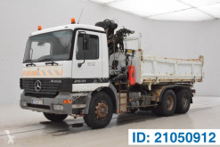 Camión volquete volquete bilateral Mercedes Actros 2631