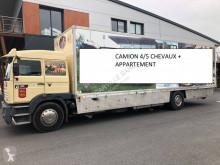 Camión remolque para caballos Renault Gamme G 300