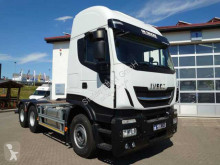 Caminhões Iveco Stralis X-Way 510(AS260X51Z On+) 6x4 Fahrgestell chassis usado