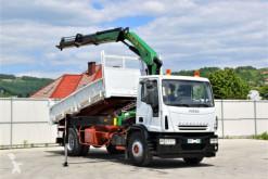 Vrachtwagen Iveco EUROCARGO 180E24 Kipper 4,70m + PK15500 + FUNK ! tweedehands kipper
