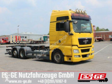 Camion MAN TGX 26.440 6x2-2LL für Wechselbrücken plateau occasion