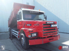 Camion Scania T 113 ribaltabile usato