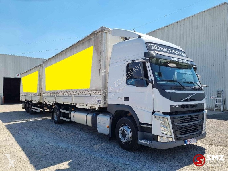 Ver las fotos Camión remolque Volvo FM
