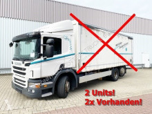 Camion châssis Scania P280 DB 6x2-4 P280 DB 6x2-4, Lift-/Lenkachse, 2x Vorhanden!