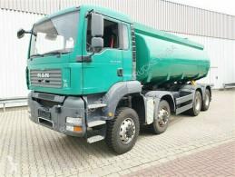 Camion MAN TGA 41.440 8x6 BB 41.440 8x6 BB, Standklima, 20.000l Alu-Tank citerne occasion