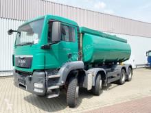 Camion MAN TGS 41.440 8x6 BB 41.440 8x6 BB, 20.000l Alu-Tank citerne occasion
