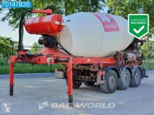 Naczepa Müller Mitteltal SF37.5BM/MS 12m3 Mixer beton betonomieszarka używana